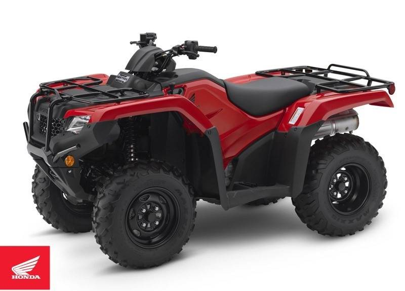 used honda trx 420fe atvs year 2018 price us 6 792 for sale mascus usa. Black Bedroom Furniture Sets. Home Design Ideas
